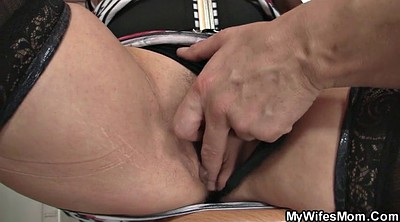 Mommy, Stocking mature, Mature stocking, Mature riding, Dicks