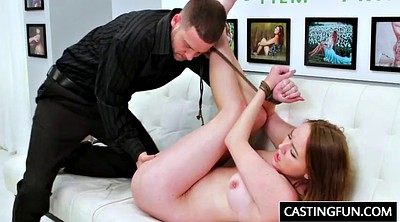 Hard fuck, Teen blowjob, Leigh, Cast