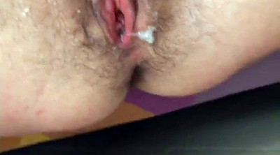 Creampie compilation, Hairy creampie, Hairy bush, Bush