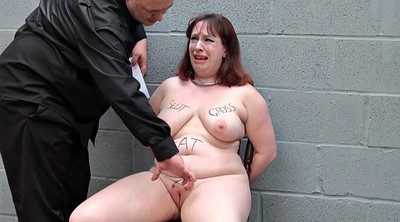 Humiliation, Spank girl, Pierced, Fat tits, Girl spank, Humiliating