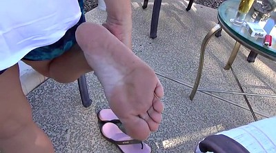 Sole, Mature feet, Mature foot, Feet soles