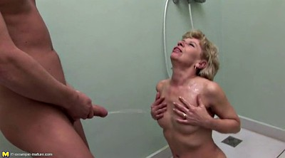 Mom and son, Moms and son, Mom son, Pissing granny, Mom anal, Mature piss