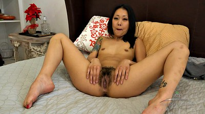 Hairy solo, Asian solo, Hairy show, Asian feet