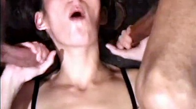 Gf facial, Amateur threesome