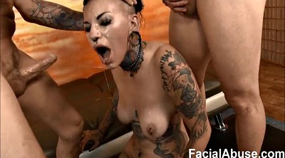 Dp anal, Double anal
