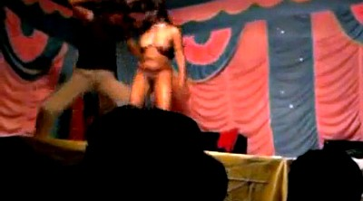 Stage, Nude dance