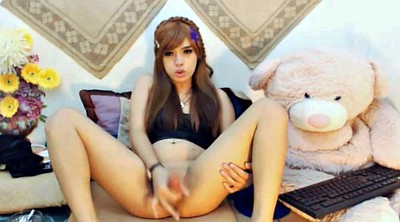 Webcam, Solo shemale teen