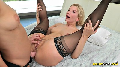Strap on, Ashley fires, Anal dildo