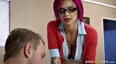 Brazzers, Big clit, Anna bell