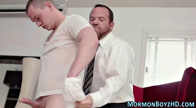 Spanking, Mormon, Uniform