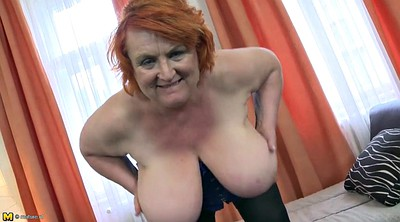 Mother, Granny bbw, Old mother