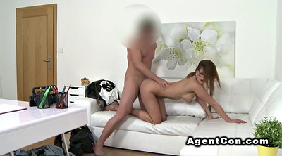 Fake tits, Fake agent, Casting couch