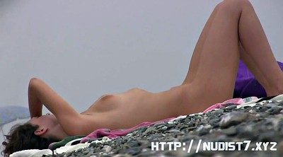 Nudist, Voyeur beach