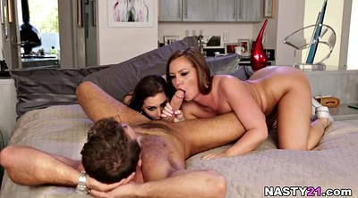 Sisters, In law, Sister-in-law, Sister threesome, Surprise, Squirts