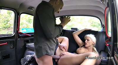 Taxi, Taxi big tits, Female