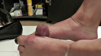 Foot, Trample, High