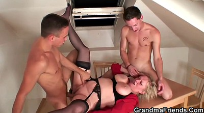 Granny, Grandma, Old wife, Old grandma, Mature wife, Mature fuck