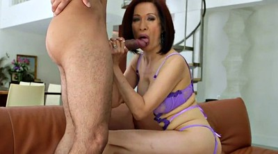 Asian granny, Grannies anal, Asian young