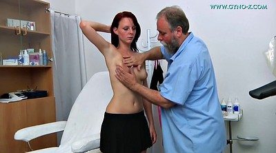 Gyno, Exam, Czech anal, Anal exam