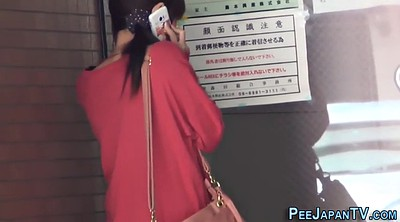 Japanese pee, Japanese public, Outside, Japanese outdoor, Japanese teens, Public peeing