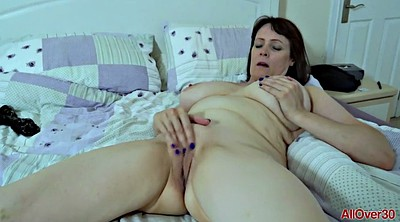 Mature solo, Mom masturbation