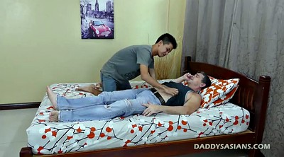Young boy, Old gay, Asian boy, Mike, Gay old, Interracial asian