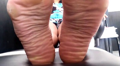 Mexican, Mexican mature, Mature feet