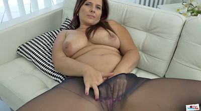 Solo mature, Mature pantyhose, Chubby solo, Chubby mature solo