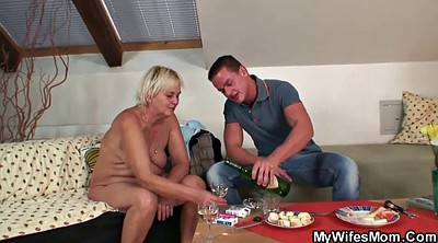 Sex mom, Young mom, Taboo