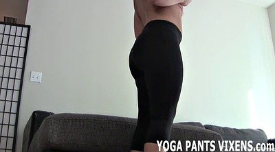 Yoga, Tease, Pants