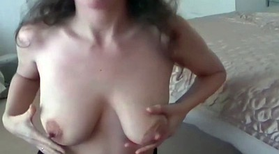 Mature wife, Lactating, Lactation, Milk tits, Mature squirting