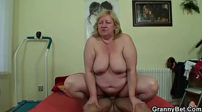 Old wife, Milf and boy, Granny mature