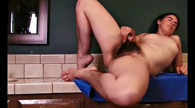 Asshole, Teen hairy solo, Solo hairy
