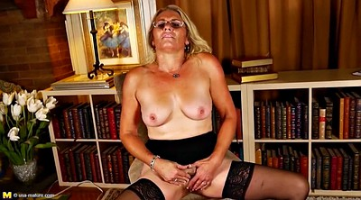 Mature, Cumming, Real mom