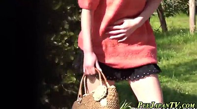 Babes, Pee public, Japanese public, Japanese peeing, Asian public, Asian peeing