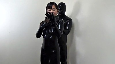 Japanese black, Asian black, Black asian, Japanese&black, Japanese and black, Catsuit