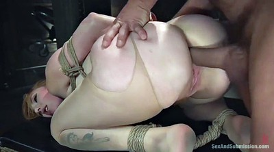 Chubby, Master, Hairy anal, Lauren, Chubby bdsm, Slave anal