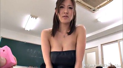 Asian teacher, Class