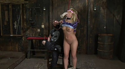 Abuse, Slave girl, Abused