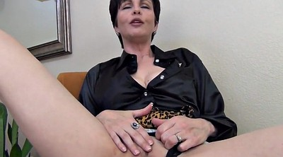 Mommy, Fingering, Old creampie