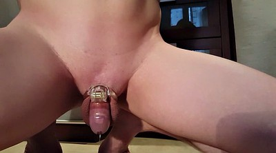 Prostate, Milking, Chastity, Cage, Prostate milking, Caged