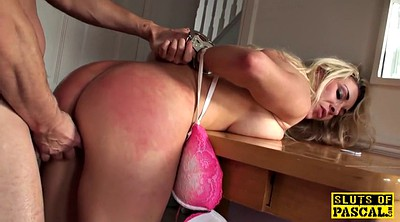 Made, Licking squirt, Busty british