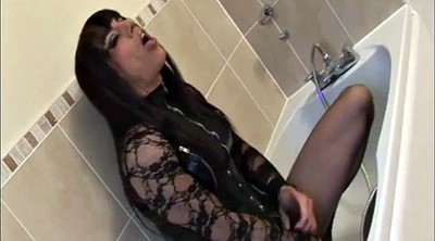 Tranny, Crossdress, Nylons, Shemale nylon, Shemale latex, Sexy tranny