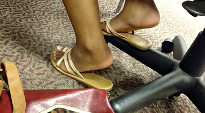 Shoe, Shoes, Ebony feet, Candid, Candid feet