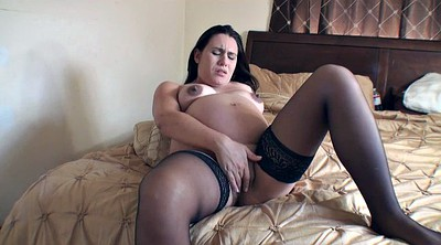 Pregnant, Bbw solo, Mature solo, Stockings mature