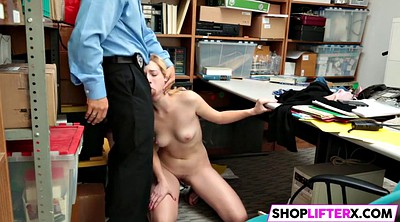 Office, Police, Shoplifting, Zoe