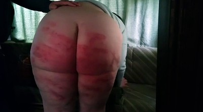 Spanked, Strap, Painful
