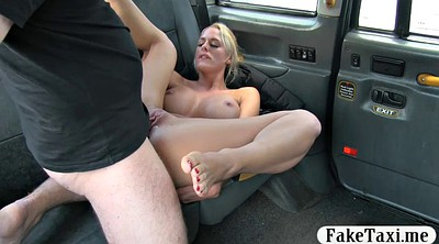 Taxi anal, Public anal