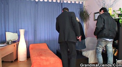 Grandmas, Wife threesome