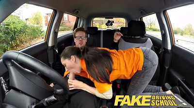 Fake driving school, Fake drive, Clothes